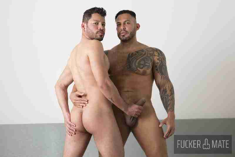 "Viktor Rom and Luciano More ""Thirsty for Cock"" [Bareback]"
