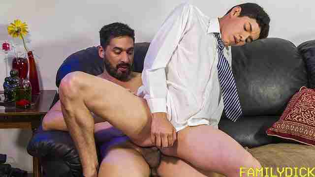 "Mr. Garcia, Tomas ""The Report Card"" [Bareback]"