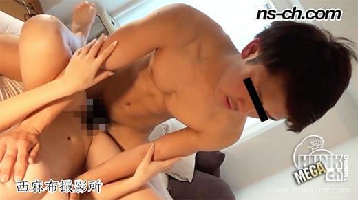 HUNK CHANNEL – NS-293 – ノンケのセックス事情!!イケメン男子大学生が嬢をイカせる!!