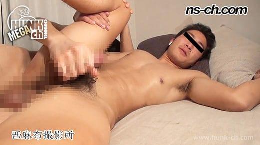 HUNK CHANNEL – NS-452 – 生でヤらせてくれるノンケ事情!!ドロッと精子垂れ流す!!