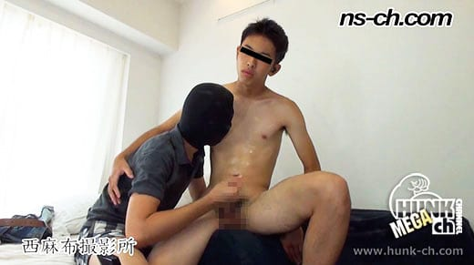 HUNK CHANNEL – NS-579 – 男経験0の今風男子たち(172cm63kg18歳)