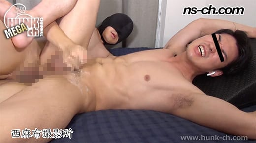 HUNK CHANNEL – NS-884 – S級筋肉男子と生アナルSEX