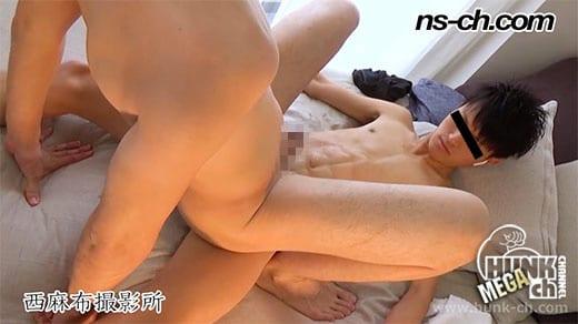 HUNK CHANNEL – NS-380 – 腹筋バキバキの体育会ノンケに生掘られてみた!!
