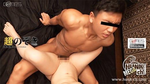 HUNK CHANNEL – OGVN158 – レスリングマッチョな超エロボディデカマラ蓮(れん)くん19歳!!CRUISINGで童貞捨てて目覚めた彼が撮影後に言った風俗体験談!!!
