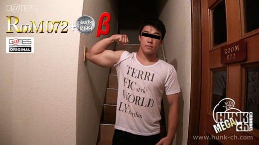 HUNK CHANNEL – OGVR059 – 163cm72kg19歳、ゴリゴリバルクマッチョな現役陸上円盤投げ瑛斗(えいと)くん!!