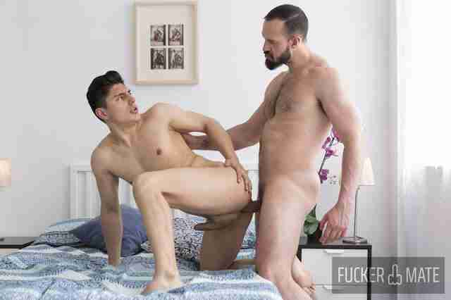 "Andy Onassis, Ken Summers ""Movie Time"" [Bareback]"
