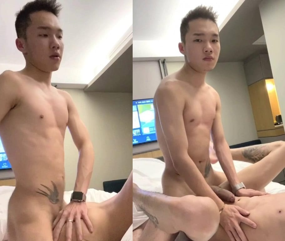 Amateur Contribution – Horny Teens Anal Addiction in Hotel Room 淫乱旅館の青年肉縛