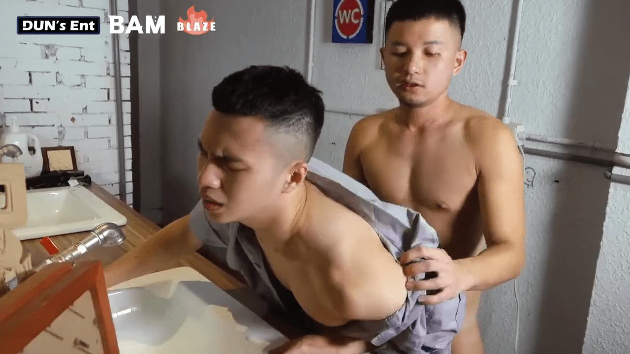 TAIWAN MUSCLE 修水工