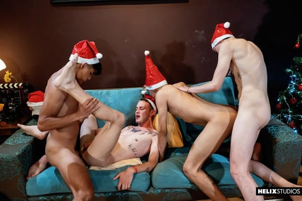 "MARK WOLF, ITALO VAN EWEN, FELIX HARRIS, GIL DONOVAN ""RED HOT FESTIVITIES 